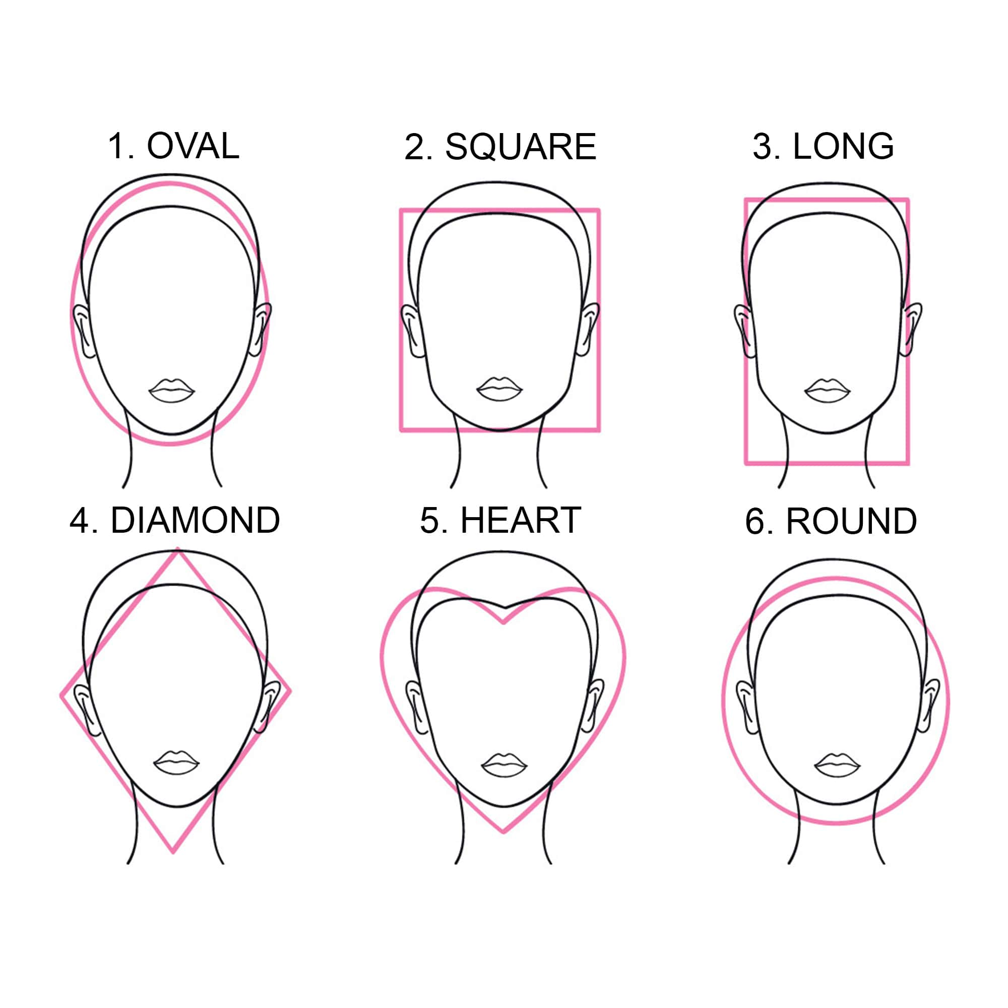 The Right Brows For Your Face Shape... 1