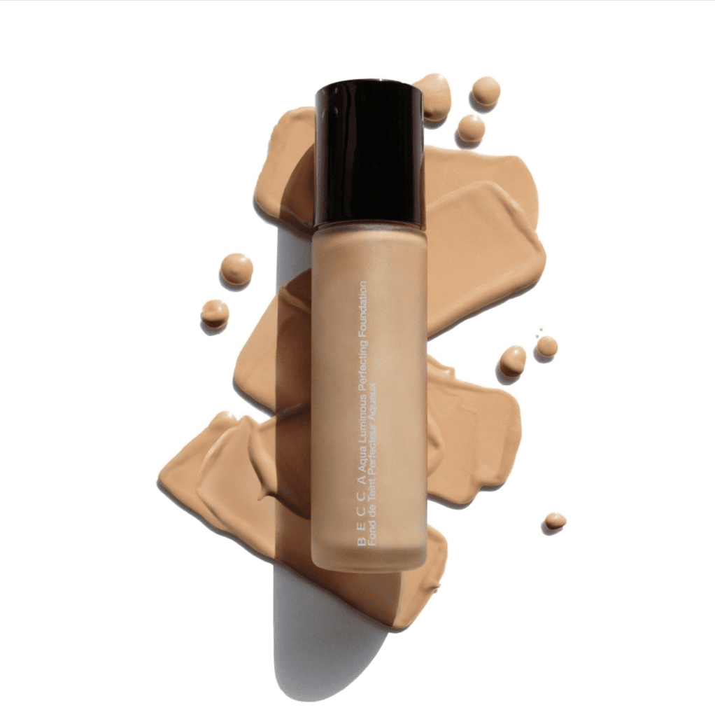 Aqua Luminous Foundation from Becca Cosmetics 2