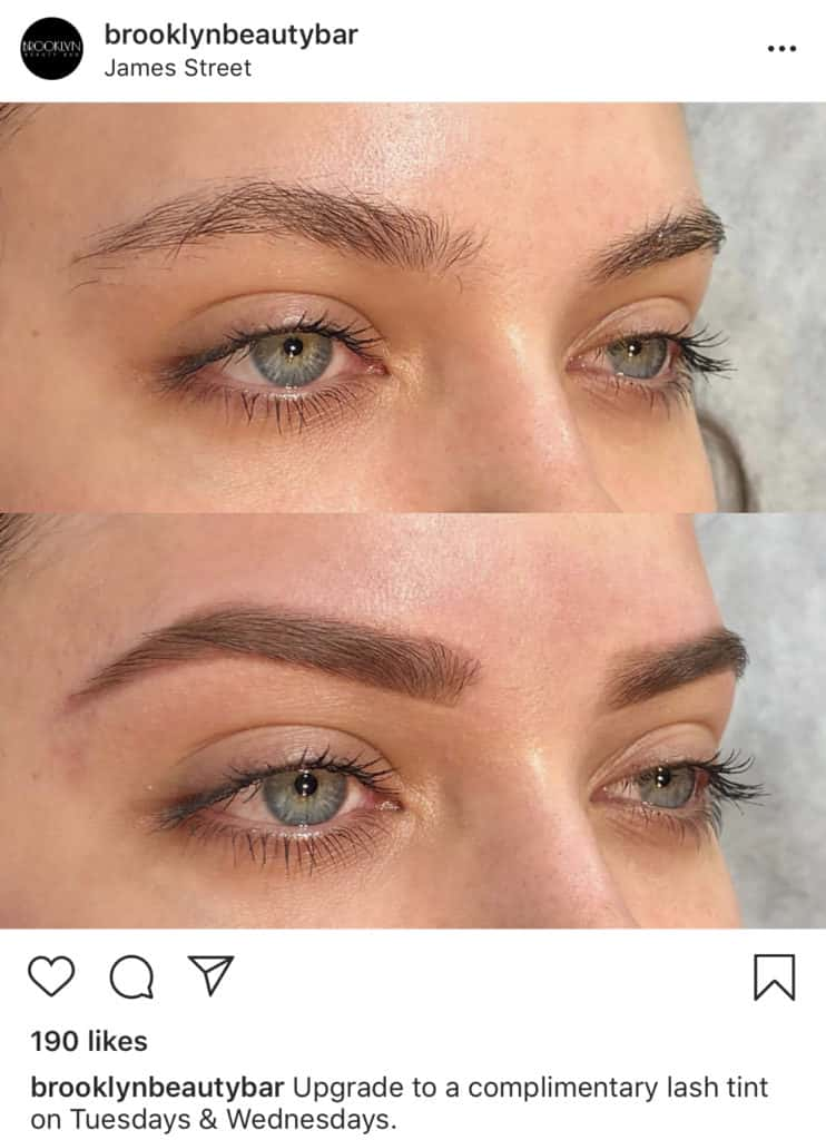 Brisbane's Best Brow Salon 1